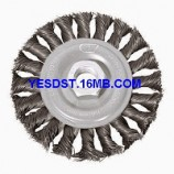 Wheel Brush Knot TYPE UNION