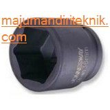"1""DR 6PT Flank Impact Socket 41mm"