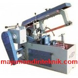 horizontal semi-automatic hack saw machine
